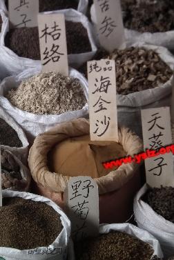 海金沙,灵芝孢子粉